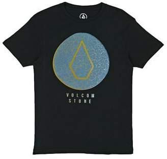 Volcom T-shirts Cracked Bsc T-Shirt - Black