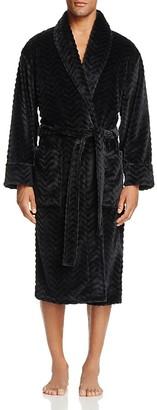 Daniel Buchler Chevron Textured Robe $98 thestylecure.com
