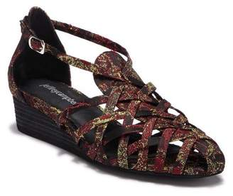 Jeffrey Campbell Kithira Wedge Sandal