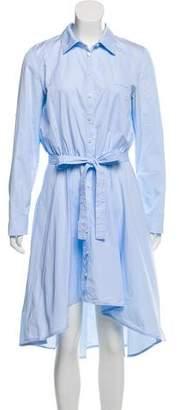 Jason Wu Grey by Belted Shirt Dress w/ Tags