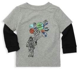 Andy & Evan Baby Boy's Layered Long-Sleeve Graphic T-Shirt