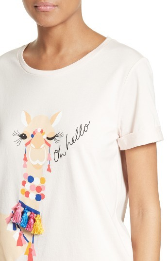 Women's Kate Spade New York Oh Hello Graphic Tee 3