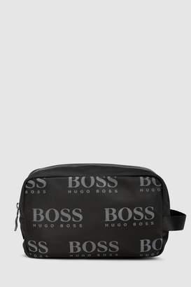 fec7ef23c4 Next Mens BOSS Black Icon Logo Wash Bag