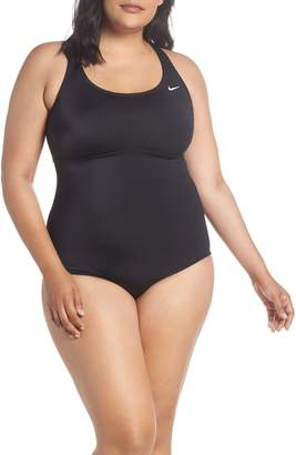 Nike One-Piece Racerback Swimsuit