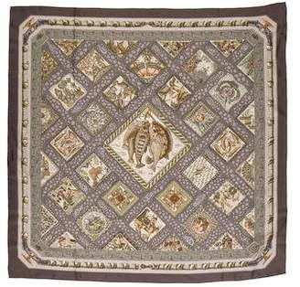 Hermes Mare Nostrum Silk Scarf