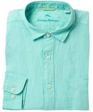 Tommy Bahama Seaspray Breezer Linen Shirt (Big & Tall)