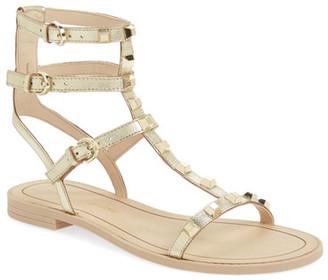 Rebecca Minkoff Georgina Studded Sandal $125 thestylecure.com