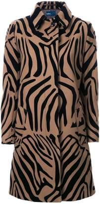 Kolor animal print coat