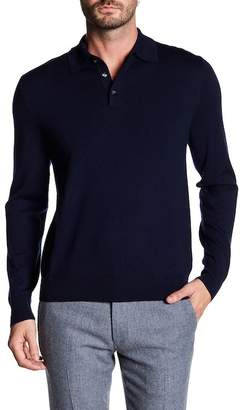 Brooks Brothers Merion Wool Lightweight Button Sweater