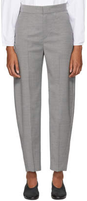 Totême Grey Lasavina Trousers