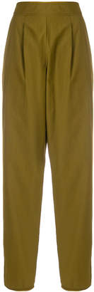 Forte Forte tapered high waist trousers