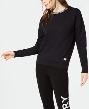 Superdry Kura Cotton Graphic Sweatshirt