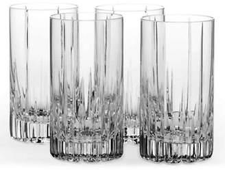 Mikasa Arctic Lights Hiball Glass Set of 4