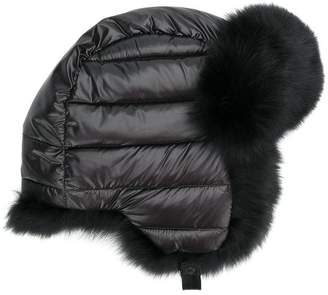 Mackage fox fur ear covered hat
