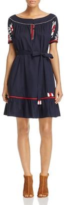 Tory Burch Alicia Dress $295 thestylecure.com