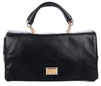 Dolce & Gabbana Nappa Top Handle Bag
