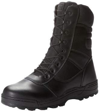 Bates Footwear Ridge Footwear Men's Dura-Max Zipper Work Boot