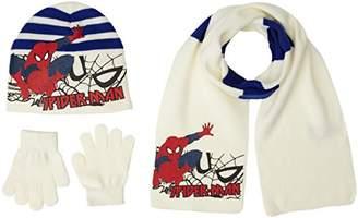 Marvel Boy's Spiderman Hat,(Size: 52)