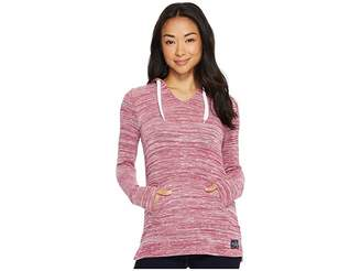 U.S. Polo Assn. Hacci Pullover Hoodie Women's Sweatshirt