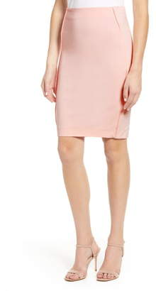 Sentimental NY Ponte Pencil Skirt