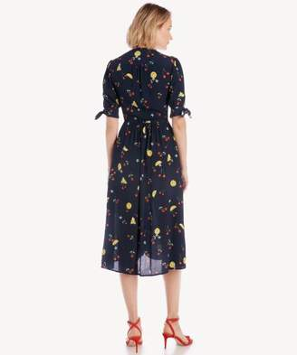 Sole Society Adele Midi Dress