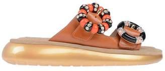 f60db0a45d4d Marc Jacobs Rubber Heel Sandals For Women - ShopStyle UK