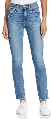 Paige Hoxton Ankle Peg Jeans in Chandra