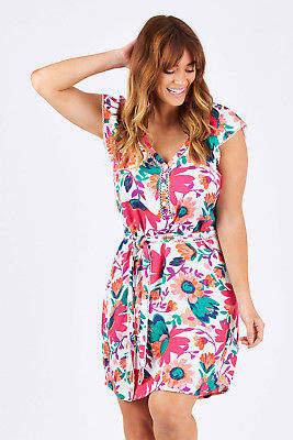 Hatley NEW Womens Short Dresses Carrie Dress TotugaBay - Dresses