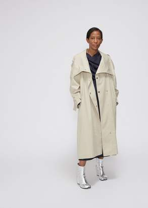 Low Classic Low Collar Trench