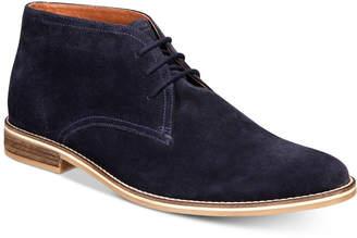 Alfani Men's Jason Suede Lace-Up Boots, Created for Macy's Men's Shoes