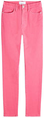 Current/Elliott The Ultra High Waist Skinny Jeans