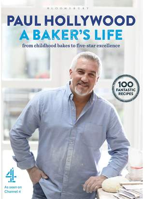 Paul Hollywood A Baker's Life - Signed Copy