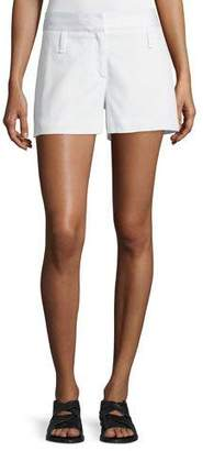 Rag & Bone Willow Cotton Shorts, Vanilla