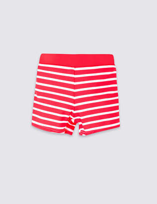 Marks and Spencer Striped Swim Shorts