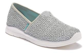 Skechers Pure FLex 3 Glitzy Ritzy Slip-On Walking Sneaker (Little Kid & Big Kid)