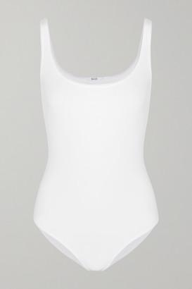 Wolford Jamaika Stretch-jersey Bodysuit - White