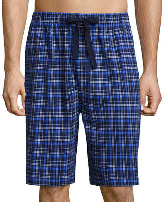 Van Heusen Printed Knit Pajama Shorts - Big