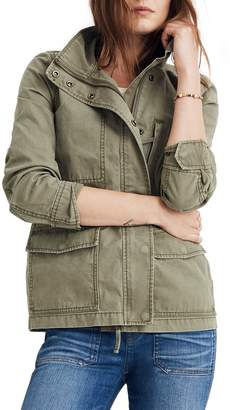 Madewell Surplus Cotton Jacket