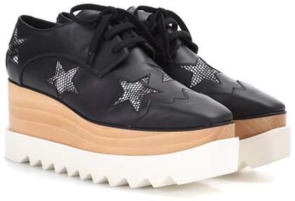 Stella McCartney Elyse platform Derby shoes
