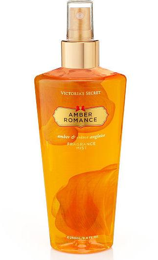 Victoria's Secret Fantasies Amber Romance Fragrance Mist