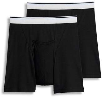Jockey Men's 2-pk. Pouch Stretch H-Fly Full Rise Boxer Briefs