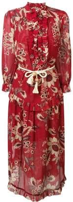 Zimmermann Juno frill dress