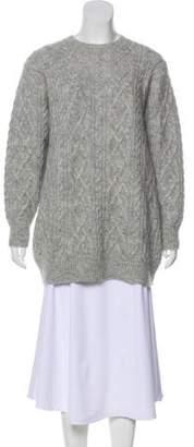 Demy Lee Crew Neck Wool Sweater