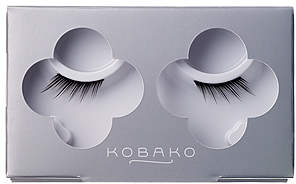Kobako (コバコ) - [KOBAKO]アイラッシュドレスBK302