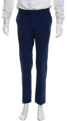 Prada Nylon Dress Pants