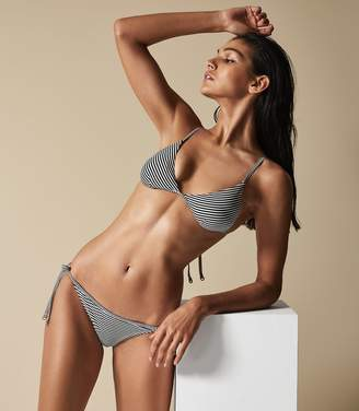 Reiss Venice Stripe Bikini Briefs