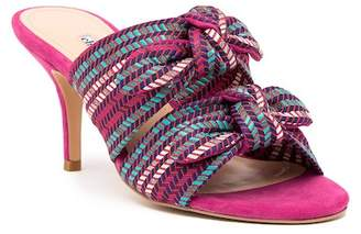 Charles David Corona Pattern Sandal