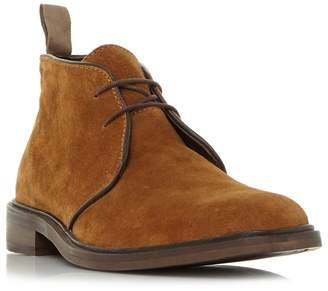 Bertie - Tan 'Mogul Ii' Lace Up Chukka Boots