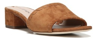 Women's Via Spiga Gwendolyn Slide Sandal $175 thestylecure.com