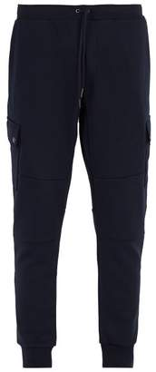 Polo Ralph Lauren Cargo Technical Jersey Track Pants - Mens - Navy